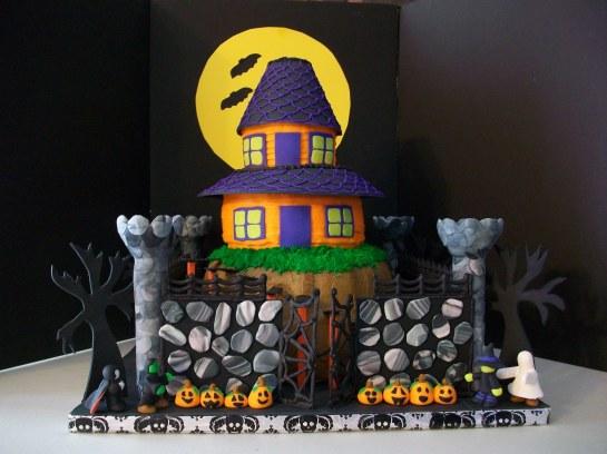 Cake Central Halloween Cake Contest 2009