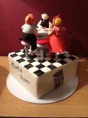 Cake Central Rockabilly Inspiration Challenge