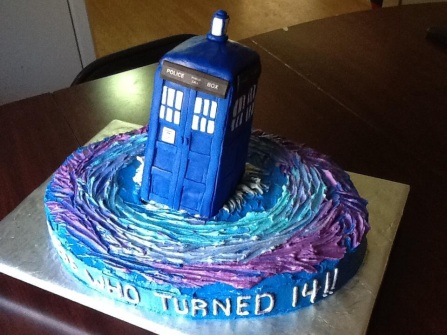 Cake Central Top Dr Who Cakes