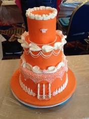 Ceri Griffith Class Cake