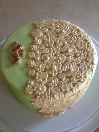 DOS cake