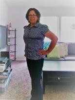 Blue & Gray shirt