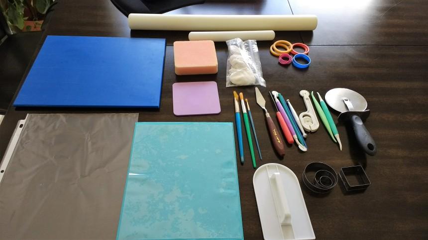 Pic 1 Basic Supplies
